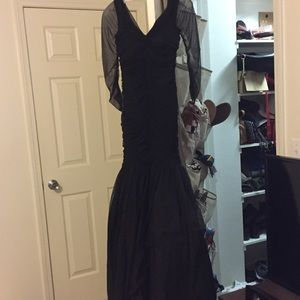 Truly Zac Posen Formal Gown